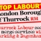 Stop Labours Barking Mad Plan